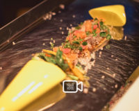 Food: Fish Rechado at Tresind