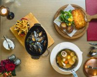 French Bistronomie at Movenpick